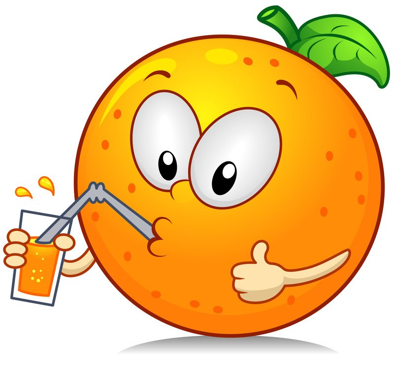 Прикольные техникой, веселый апельсин картинки для детей на прозрачном фоне