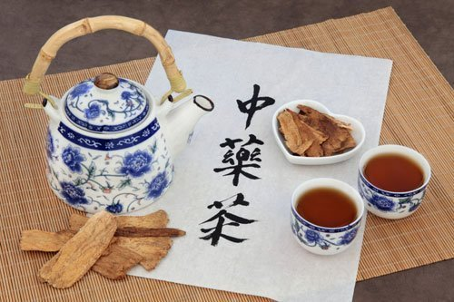 Astragalus-Tea