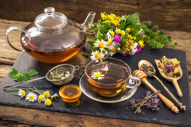 dreamy tea recipe