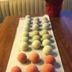 Bath Bombs Recipe