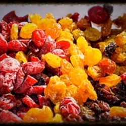Digestive Aid Dried Fruit Compote Recipe