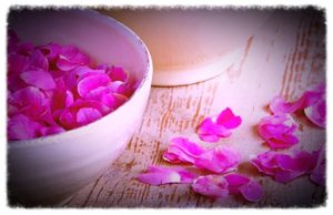 rose water astringent