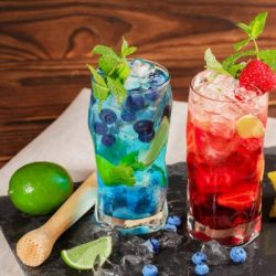 Colorful Mojito Recipes