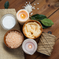Five Easy Body Scrub Recipes