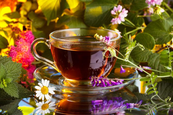 calming herbal tea recipe