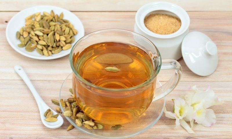 Easy Cardamom Tea Recipe