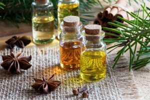 antimicrobial essential oils