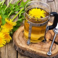 Dandelion Detox Tea Recipe