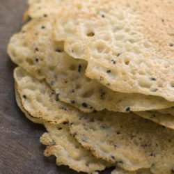 Fenugreek Pancake Recipe