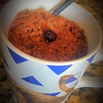 Easy Microwave-In-Your-Mug Flax Muffin Recipe