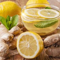 Lemon (Citrus limonum) to Boost Mood & Cognition