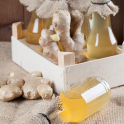 Ginger & Angelica Root Syrup