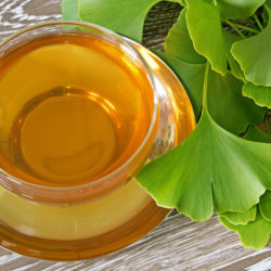Brainy Ginkgo & Peppermint Tea Recipe