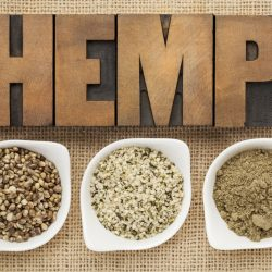 Cannabis sativa: Hemp Seed Oil vs CBD for the Skin