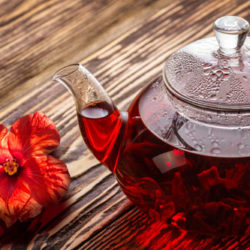 Fresh Hibiscus Tea Recipe