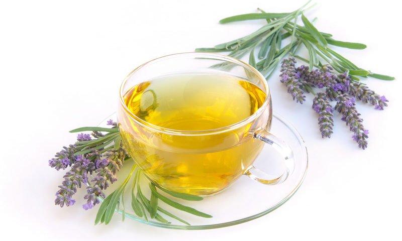 Easy Lavender Tea Recipe