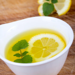 Easy Lemon Balm Tea Recipe