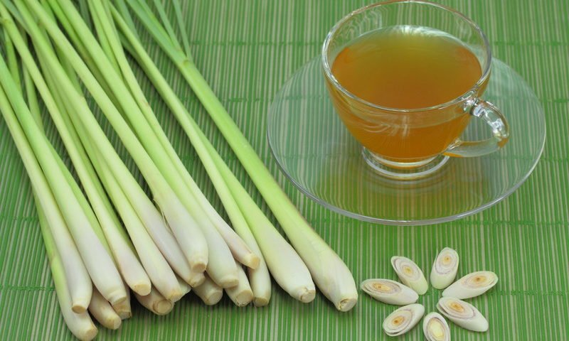 easy lemongrass tea recipe