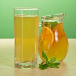 Spearmint & Orange – Wake Up Water