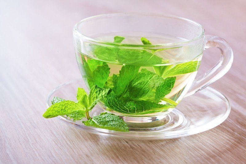easy peppermint tea recipe