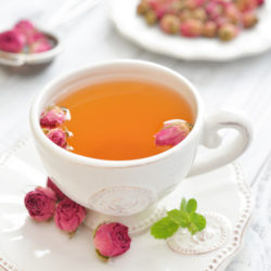 Easy Rose Hip Tea Recipe