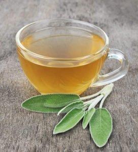 making aromatic teas