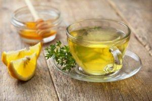 easy thyme tea recipe